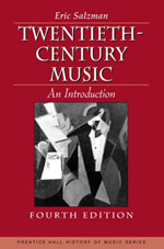 Cover of Twentieth Century Music